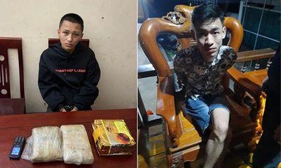 Nghệ An: Triệt xóa đường dây vận chuyển ma túy số lượng lớn