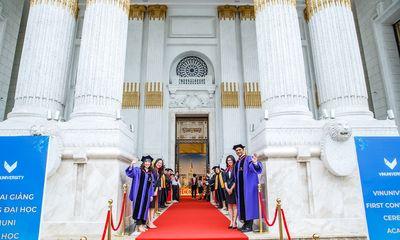 Trường đại học VinUni khai giảng năm học đầu tiên