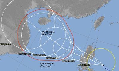 Siêu bão cấp 17 đổ bộ vào miền Trung là tin giả
