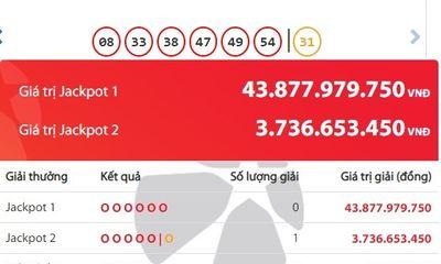 Hé lộ tỷ phú Vietlott trúng Jackpot 2, trị giá hơn 3,7 tỷ đồng
