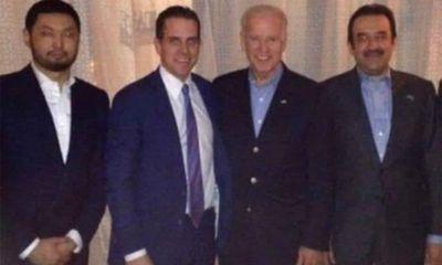 Bê bối nhà ông Joe Biden: Lộ ảnh nghi chụp từ cuộc gặp bí mật giữa cựu phó tổng thống Mỹ với đối tác của con trai
