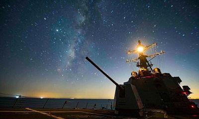 Hải quân Mỹ dự kiến