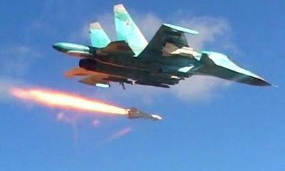 Chiến sự Syria: Không quân Nga truy đuổi, dồn dập