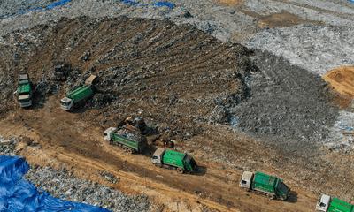 Bí thư Thành ủy Hà Nội triệu tập cuộc họp xử lý vấn đề bãi rác Nam Sơn