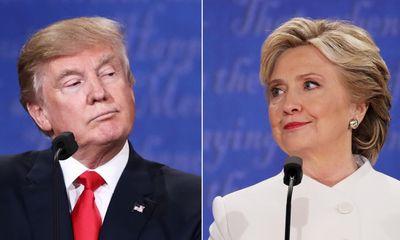 Ông Trump dành lời khen hiếm hoi cho cựu Ngoại trưởng Hillary Clinton