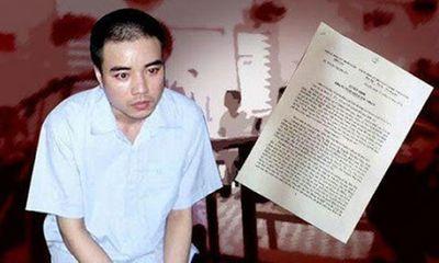 Vụ tử tù Hồ Duy Hải: Ủy ban Tư pháp đang báo cáo cấp có thẩm quyền