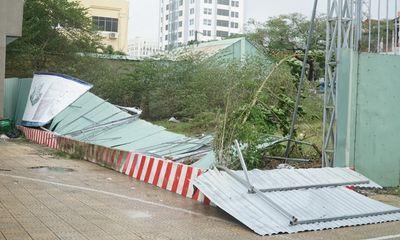 Bão số 9 khiến ít nhất 3 người chết, 2 cán bộ xã mất tích, 56.000 nhà dân bị tốc mái