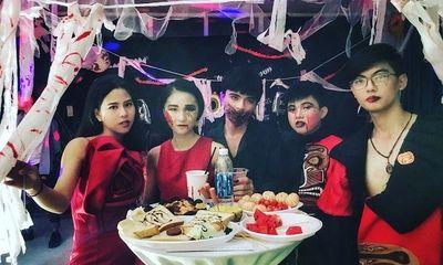Halloween năm nay đi chơi đâu ở TP.HCM?