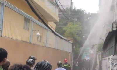 Vụ người phụ nữ nghi bị sát hại, đốt xác phi tang ở TP.HCM: Lộ diện nghi phạm