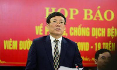 Ông Lê Duy Thành được bầu làm Chủ tịch UBND tỉnh Vĩnh Phúc