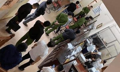 Vụ mặc áo mưa, bịt mặt cướp ngân hàng ở Hòa Bình: Số tiền bị cướp là bao nhiêu?