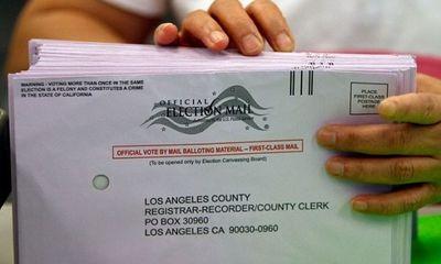 Bầu cử Mỹ 2020: Hàng nghìn phiếu bầu biến mất bí ẩn tại bang chiến trường