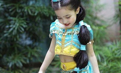 """Hóa thân thành công chúa, con gái mỹ nhân đẹp nhất Philippines gây """"sốt"""" vì quá thần thái và đáng yêu"""