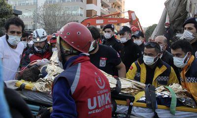 Động đất tại Thổ Nhĩ Kỳ, hơn 40 người thiệt mạng, gần 900 người bị thương