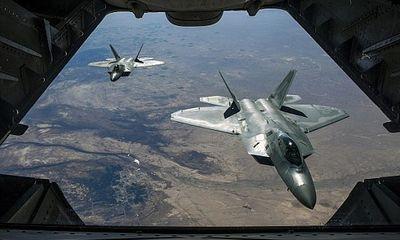 Mỹ đồng ý bán chiến đấu cơ tàng hình F-22 cho Israel