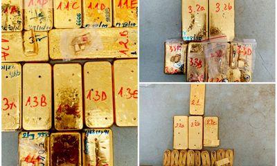 Vụ vận chuyển 51kg vàng 9999 qua biên giới: 3 đối tượng ra đầu thú