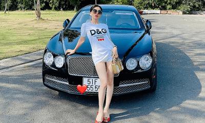 Xế hộp Bentley 20 tỷ đồng của
