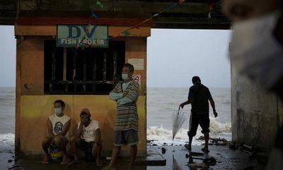 Siêu bão Goni tàn phá Philippines, ít nhất 10 người thiệt mạng