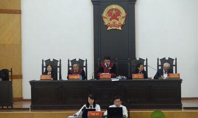 Xét xử vụ án tại BIDV: 12 bị cáo lĩnh án từ 3 năm tù đến 18 năm tù