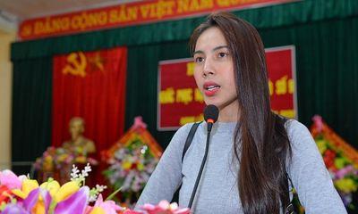 Thủy Tiên, Công Vinh hỗ trợ 115 triệu đồng cho hộ dân gặp thiệt hại lớn tại Nghệ An