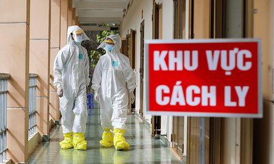 3 người trở về từ Pháp mắc COVID-19, Việt Nam có 1.206 bệnh nhân