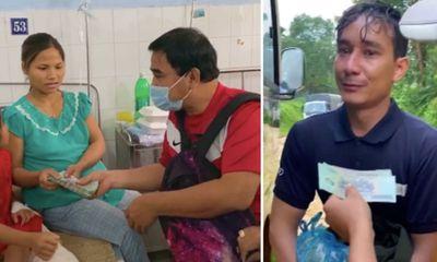 Tin tức giải trí mới nhất ngày 4/11: MC Quyền Linh hỗ trợ gia đình người đàn ông