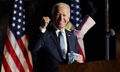 Ông Joe Biden vượt Tổng thống Trump với 264 phiếu đại cử tri, gần chạm mốc chiến thắng