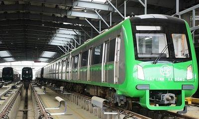 Đường sắt Cát Linh - Hà Đông sẽ vận hành thử toàn bộ hệ thống vào tháng 12