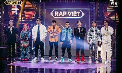 Chung kết Rap Việt: Binz lo cho team đến