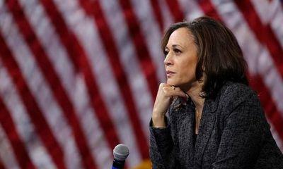 Chân dung nữ Phó Tổng thống Mỹ đầu tiên trong lịch sử