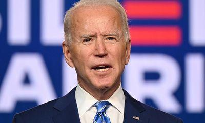 Ông Joe Biden đưa ra tuyên bố đầu tiên sau khi đắc cử tổng thống Mỹ 2020
