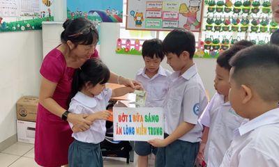 Cậu bé tiểu học kêu gọi được hơn 162 triệu cứu trợ miền Trung là ai?