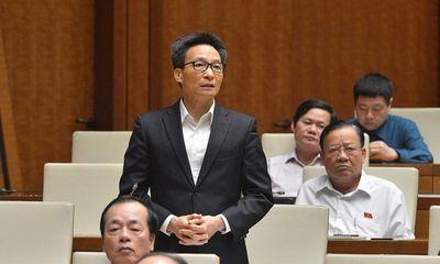 Phó Thủ tướng Vũ Đức Đam nói gì về việc cách chức Hiệu trưởng ĐH Tôn Đức Thắng?