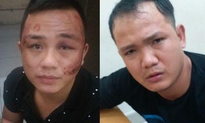 Vụ trộm bắn 3 phát vào cảnh sát khi bị truy đuổi: Chân dung 2 nghi phạm