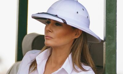Đệ nhất phu nhân Melania Trump bác thông tin