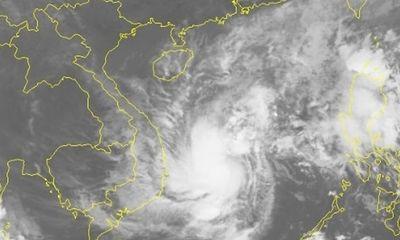 Diễn biến mới nhất về cơn bão số 12: Các tỉnh Nam Trung Bộ bắt đầu bị ảnh hưởng