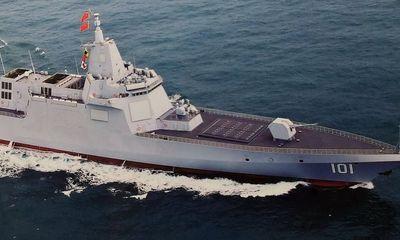 Chiến hạm Nam Xương - Tàu khu trục tên lửa lớn thứ hai thế giới
