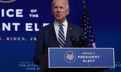 Ông Joe Biden sẵn sàng công bố chánh văn phòng Nhà Trắng tương lai