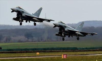 Tin tức quân sự mới nóng nhất ngày 12/11: Đức mua 38 máy bay tiêm kích trị giá gần 5,5 tỷ euro