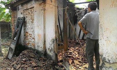 Vụ thi thể nam nhân viên ngân hàng cháy đen trong nhà hoang: Kết quả khám nghiệm tử thi