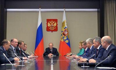 Tổng thống Putin hé lộ về hầm chỉ huy hạt nhân mới của Nga