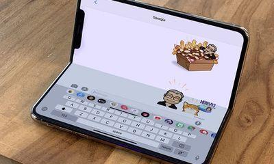 Tin tức công nghệ mới nóng nhất hôm nay 13/11: iPhone màn hình gập ra mắt vào năm 2022?