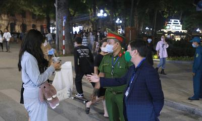 5 địa điểm nào ở Hà Nội bắt buộc phải đeo khẩu trang?