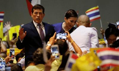 Vua Thái Lan kêu gọi đoàn kết sau khi người biểu tình