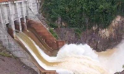 Xử lý nghiêm thủy điện Thượng Nhật - Thừa Thiên Huế vì vi phạm quy định chống bão