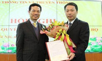 Bổ nhiệm ông Nguyễn Huy Dũng giữ chức Thứ trưởng bộ Thông tin - Truyền thông