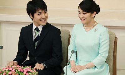 Công chúa Nhật Bản tiếp tục hoãn đám cưới, chưa xác định thời điểm kết hôn