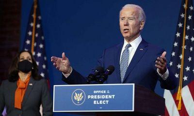 Đội ngũ ông Biden hi vọng hợp tác với chính quyền Tổng thống Trump về COVID-19