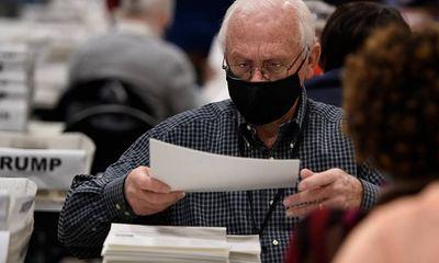 Bầu cử Tổng thống Mỹ: Phát hiện 2.500 phiếu bị bỏ sót tại bang Georgia