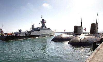 Nga lập căn cứ hải quân mới ở Sudan, có thể tiếp nhận tàu năng lượng hạt nhân